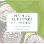 Piramide alimentare del fosforo negli alimenti