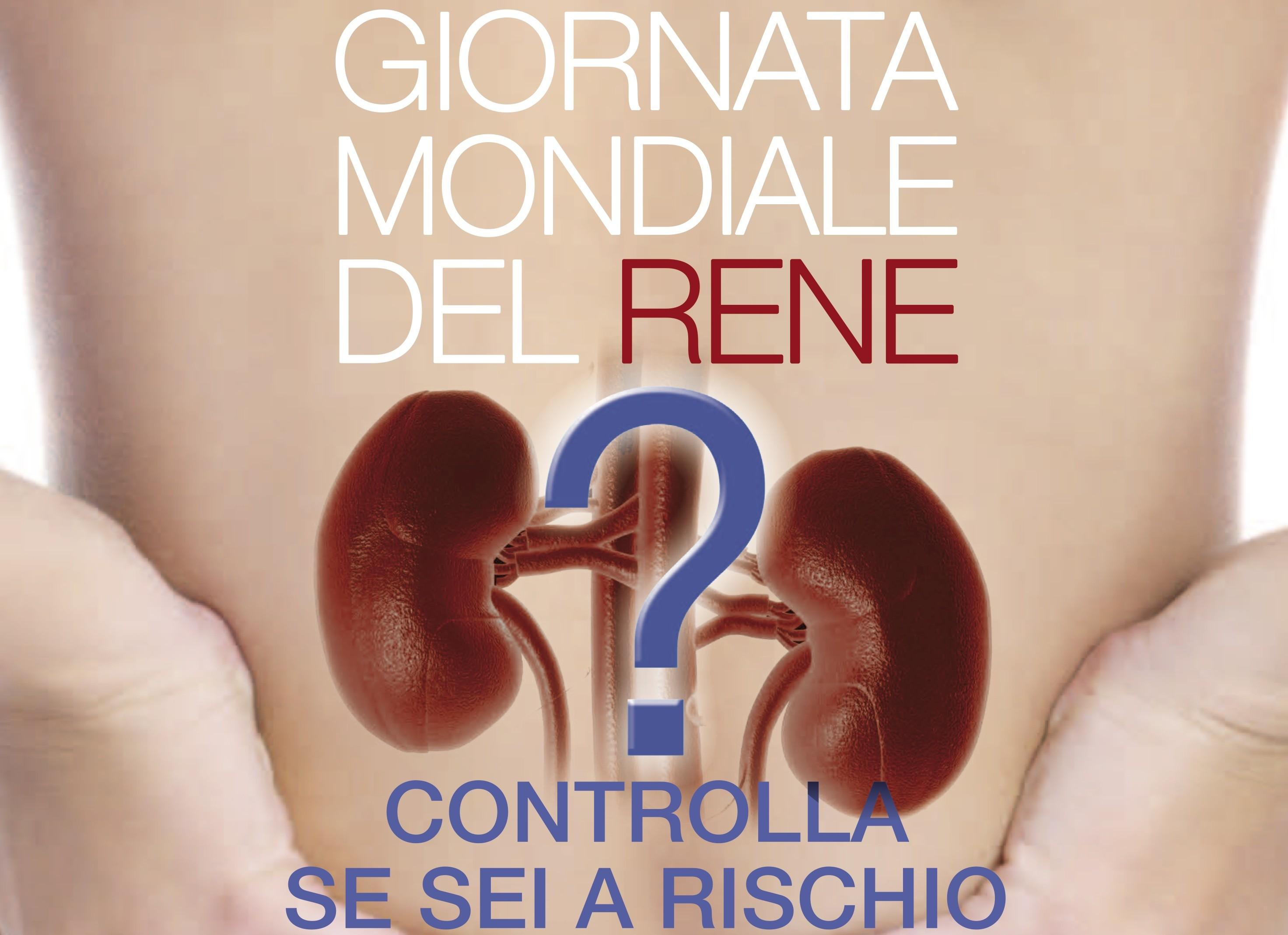 Giornata Mondiale del Rene: 14 marzo 2013