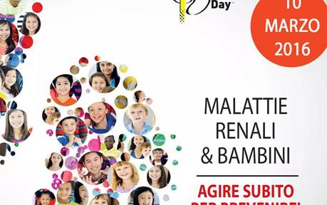 Giornata Mondiale del Rene: 10 marzo 2016