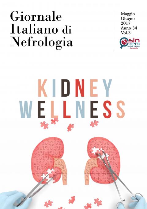 GMR 2015-2016 report - Giornale italiano di nefrologia